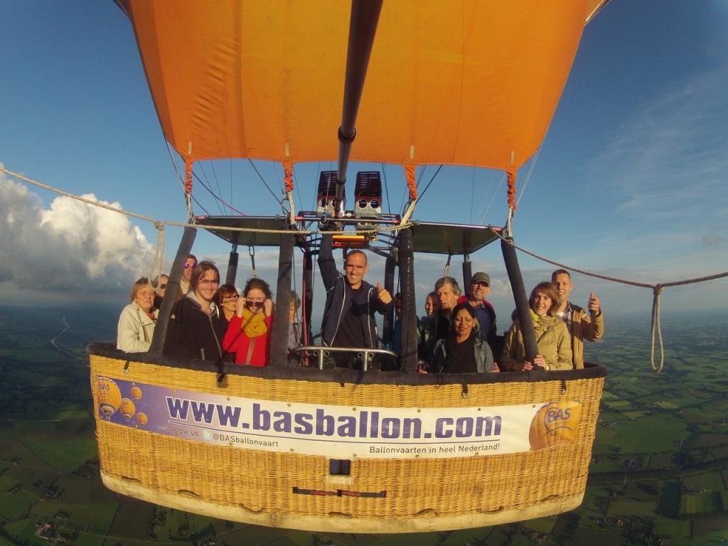 Ballonvaren in Lochem