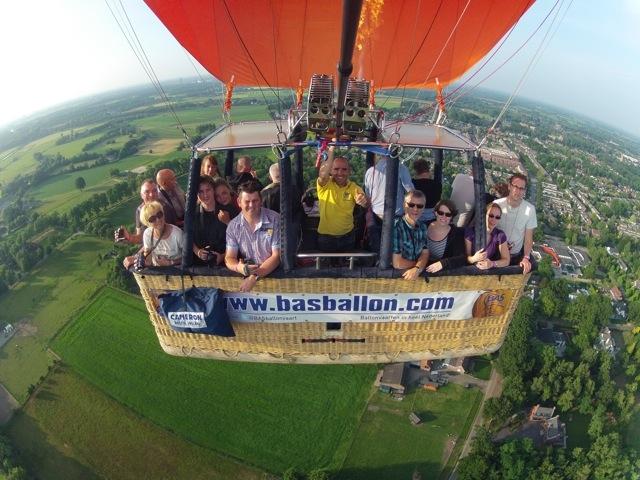 Ballonvaren in Boxtel