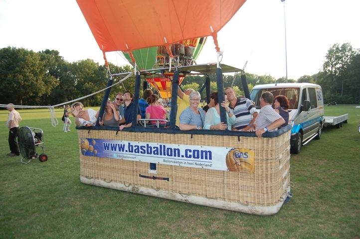 Ballonvaren in Eindhoven