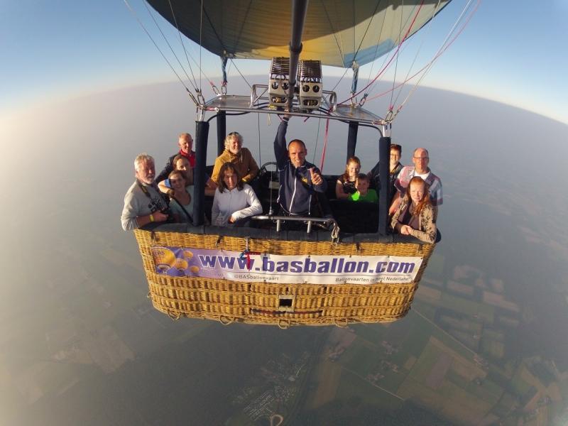 Ballonvaren in Hardenberg