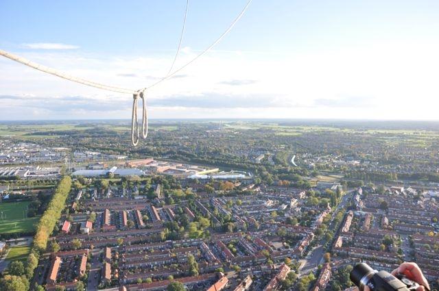 Ballonvaren in Zwolle