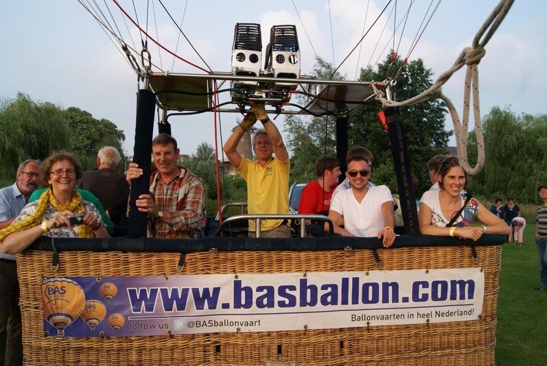 Ballonvaren vanaf Doetinchem