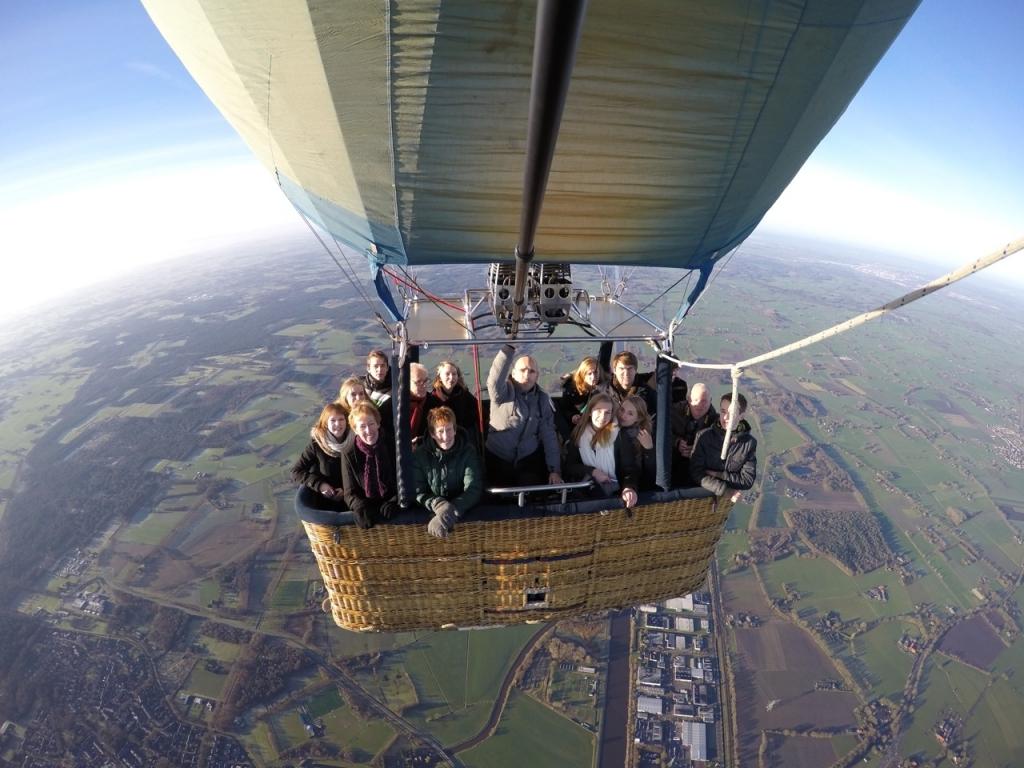 Ballonvlucht Achterhoek