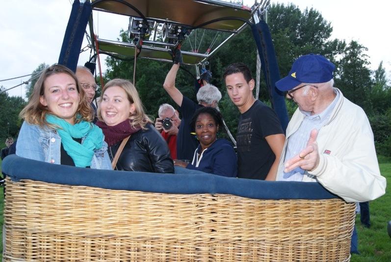 Ballonvlucht-Nieuwegein
