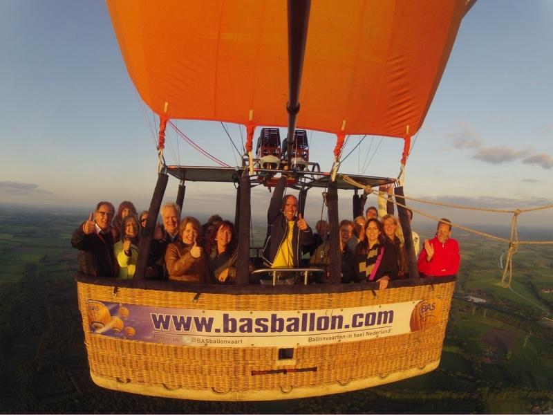 Ballonvlucht-Ruurlo