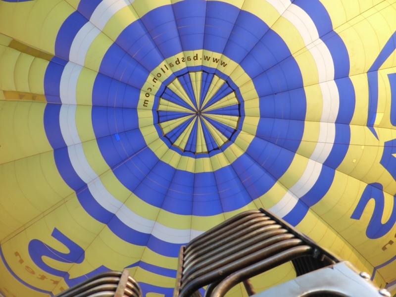 Binnenkant-Luchtballon
