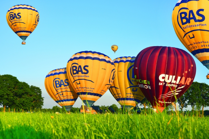 Grootste Luchtballon ter wereld