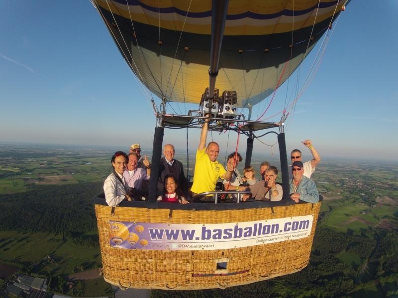 Luchtballon-Bavel