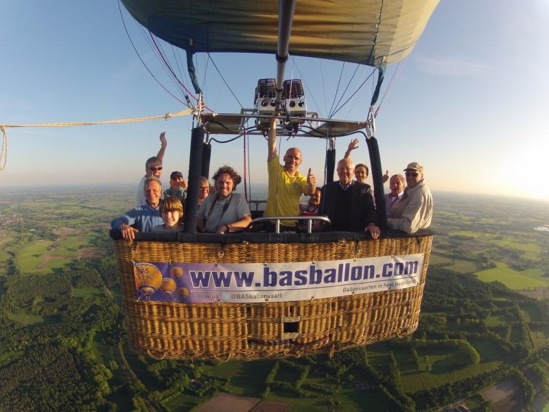 Luchtballon-Breda