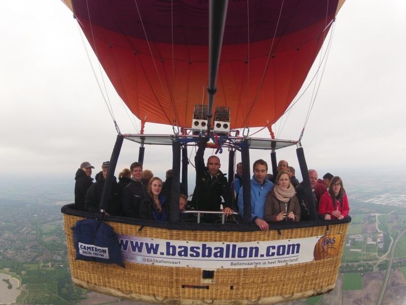 Luchtballon-Erica