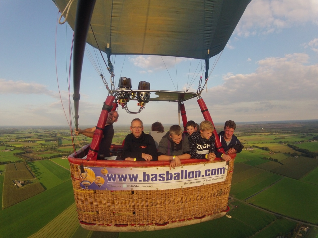 Luchtballon Haarle