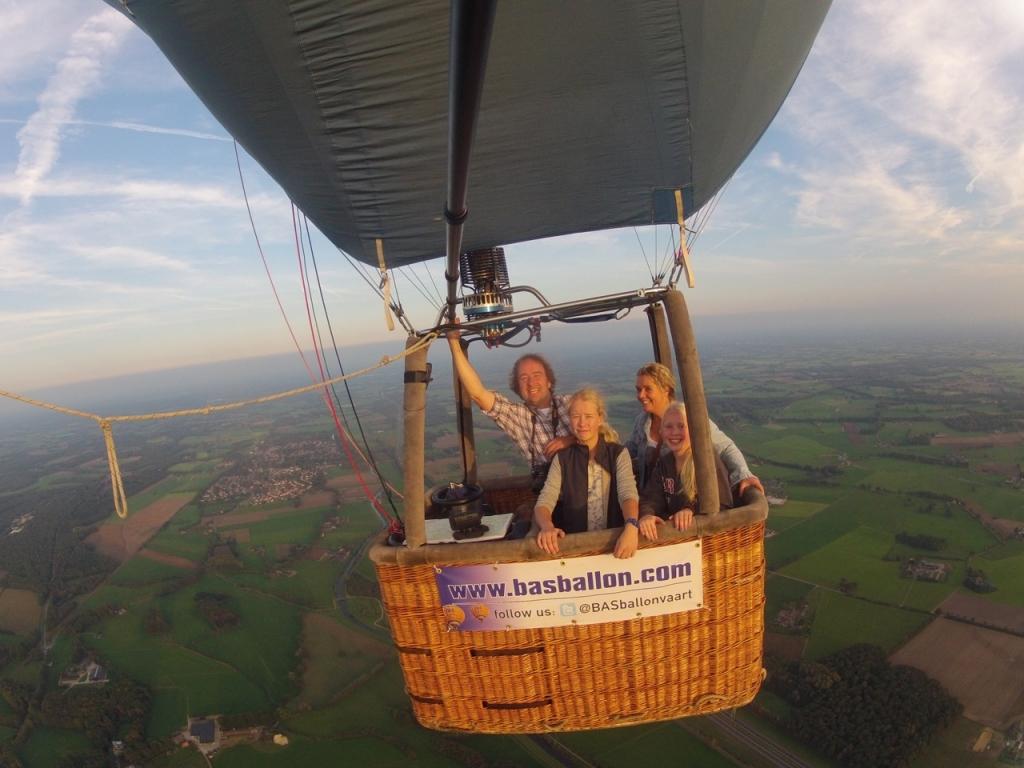 Luchtballon-Harfsen