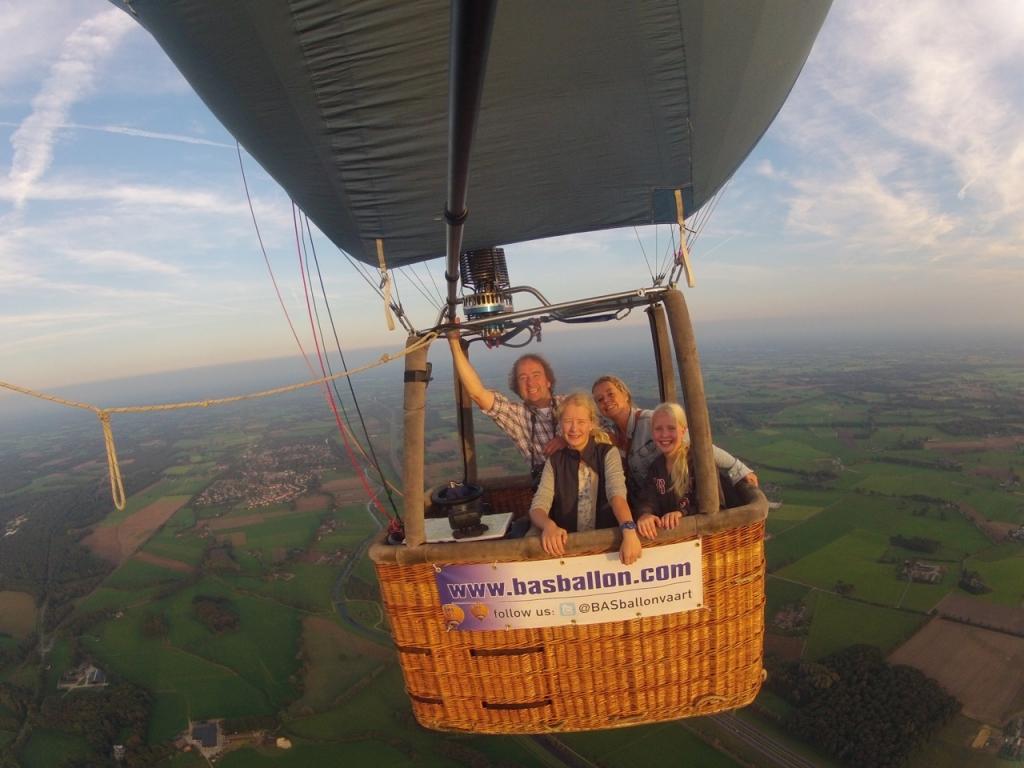 Luchtballon Harfsen