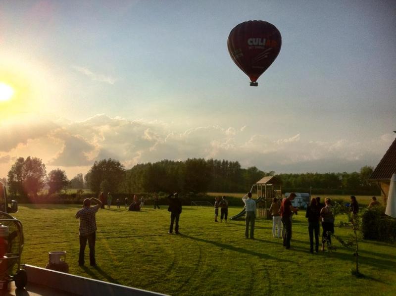 Luchtballon-Kampen