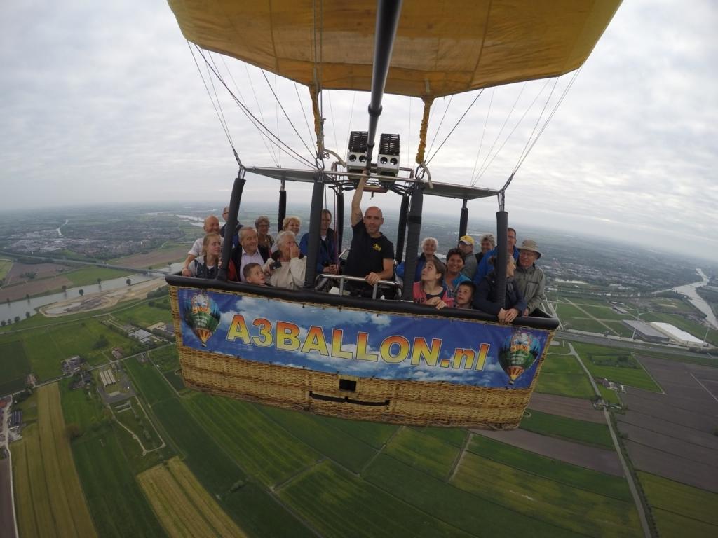 Luchtballon-Nieuwegein