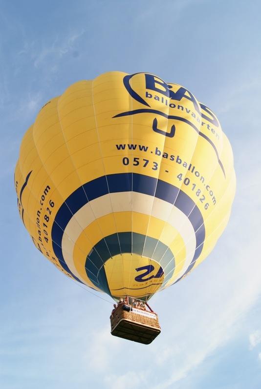 Luchtballon-Nijverdal
