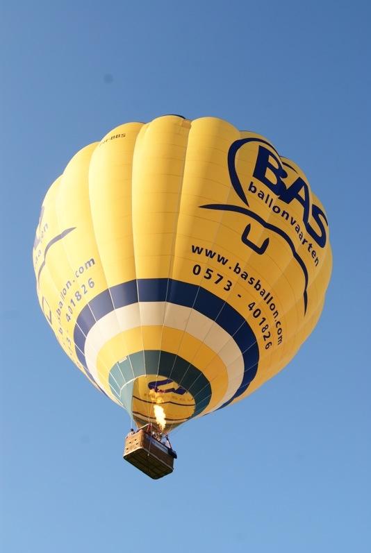 Luchtballon-Veenendaal