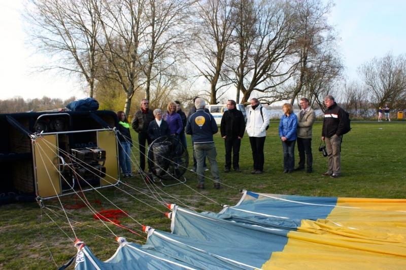 Luchtballon Alphen aan den Rijn