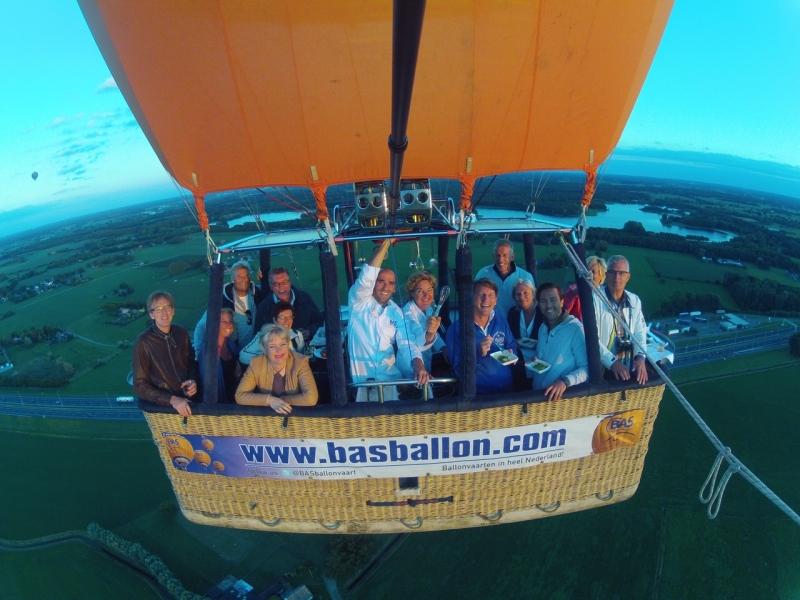 Luchtballon Apeldoorn