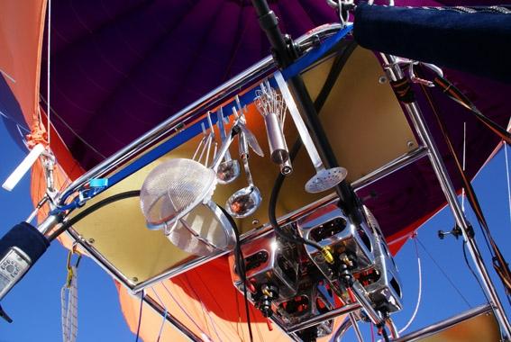 Luchtballon Restaurant
