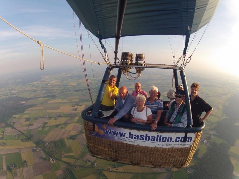 Luchtballon WIjhe