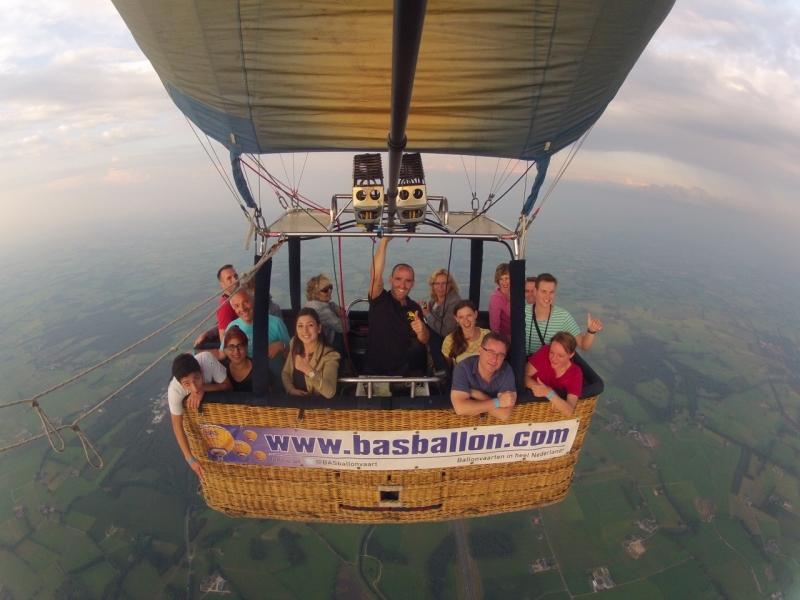 Luchtballonvaart-Deventer