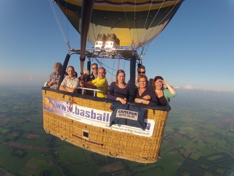 Luchtballonvaart-Laren