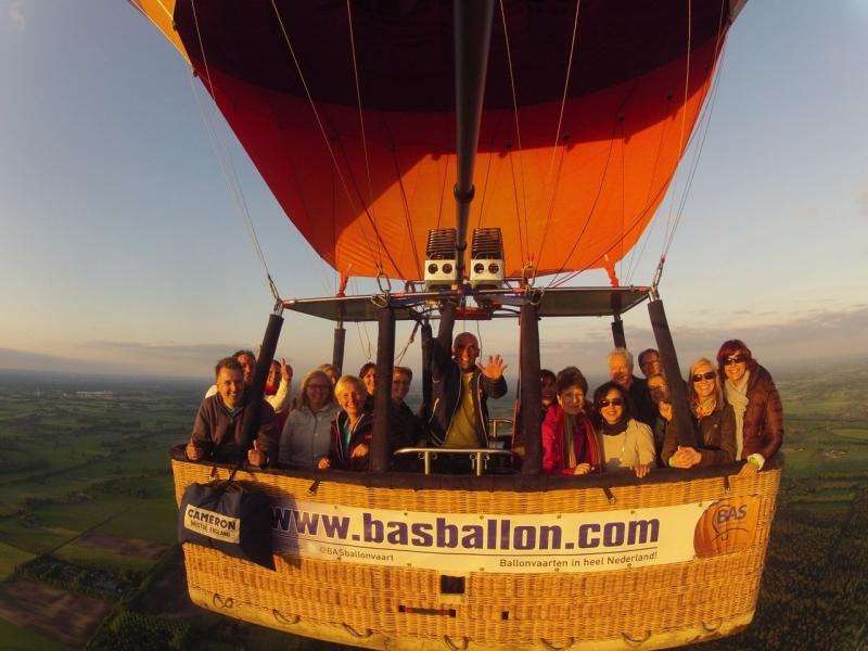 Luchtballonvaart-Lochem
