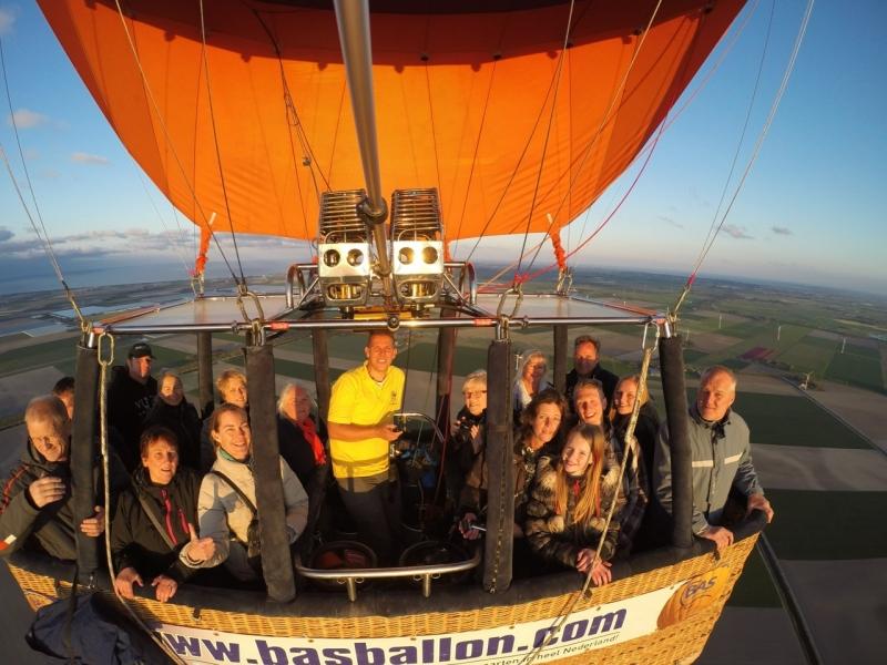 Luchtballonvaart-Noord-Holland