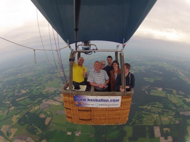 Luchtballonvaart-Ruurlo