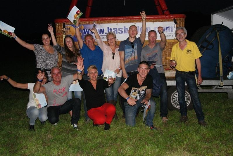 Luchtballonvaart Nijmegen