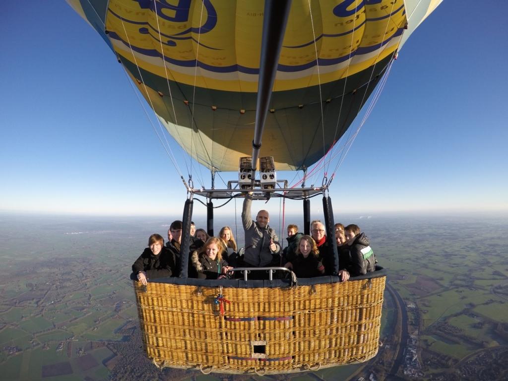 Luchtballonvaren