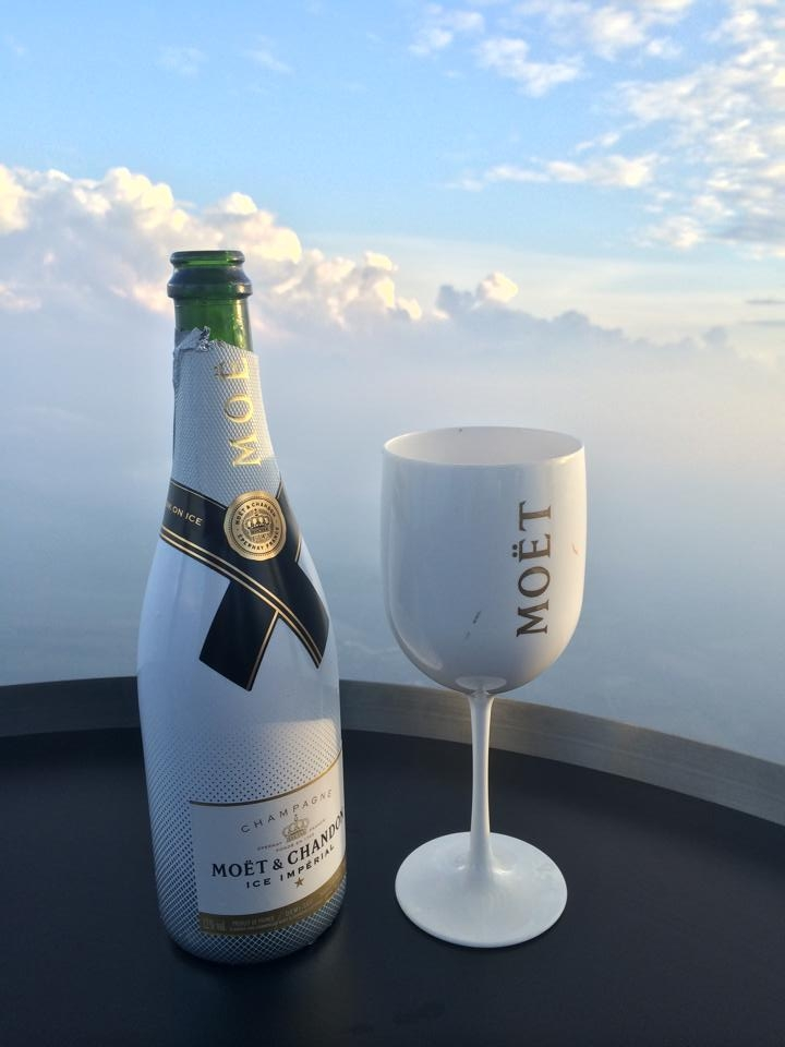 Moet Chandon Ice Champagne