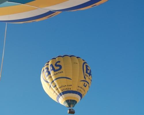 BAS Ballonvaarten in Nijmegen