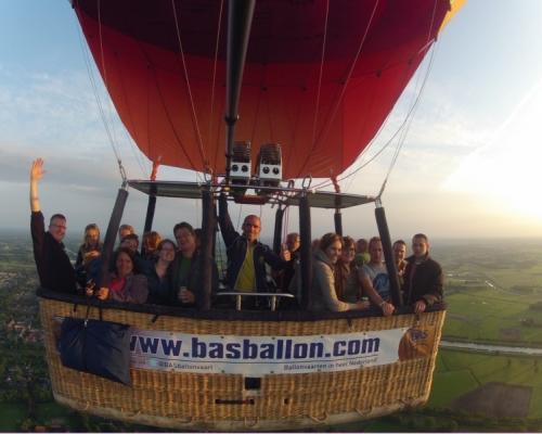 Ballon-in-Vriezenveen