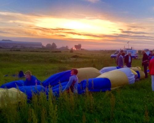 Ballon-landing-Lienden