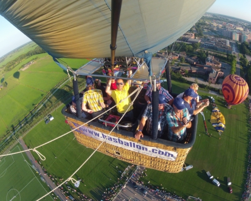 Ballonspektakel Zwolle