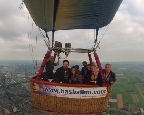 Ballonvaart-Alkmaar