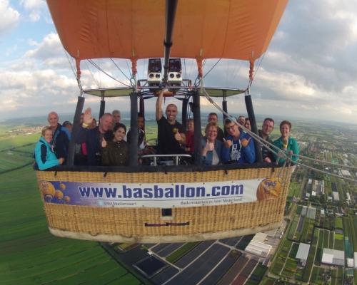 Ballonvaart Alphen