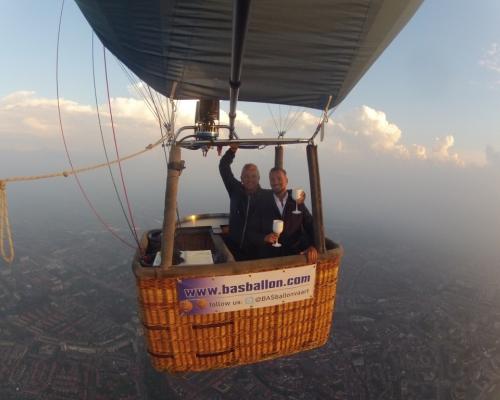 Ballonvaart Amersfoort