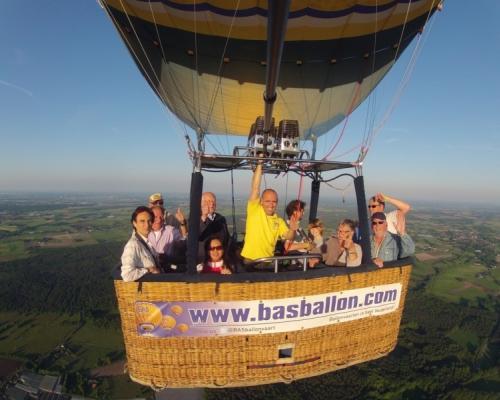 Ballonvaart-Bavel