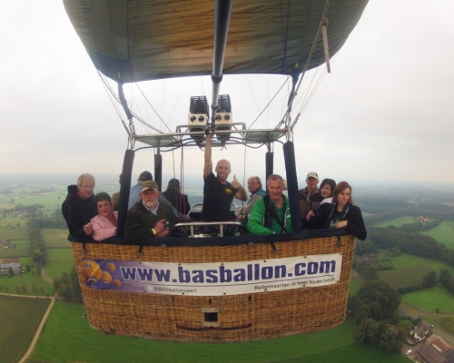 Ballonvaart Braamt