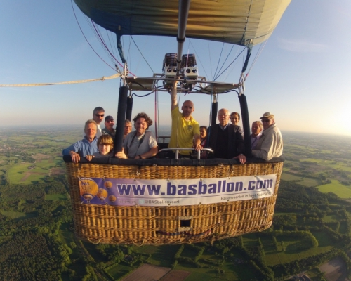 Ballonvaart-Breda