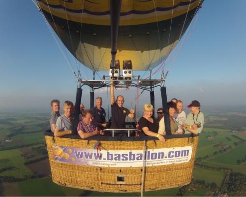 Ballonvaart Dijkerhoek