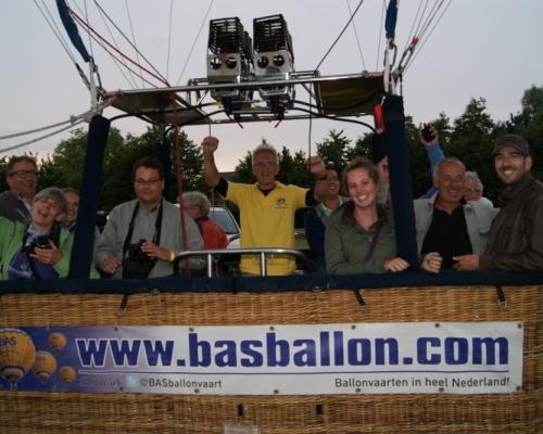 Ballonvaart-Goes
