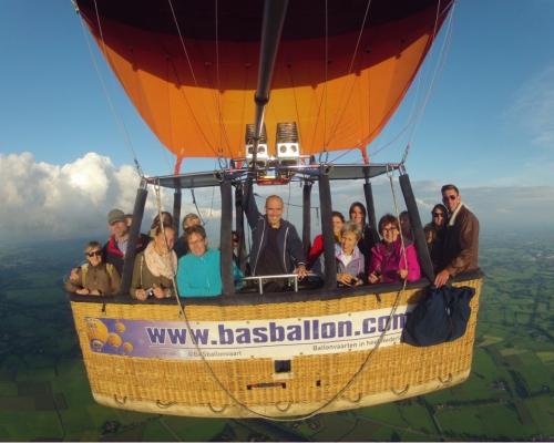 Ballonvaart in Haaksbergen