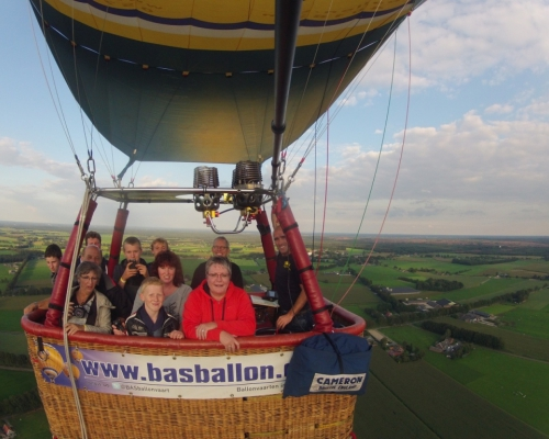 Ballonvaart Haarle