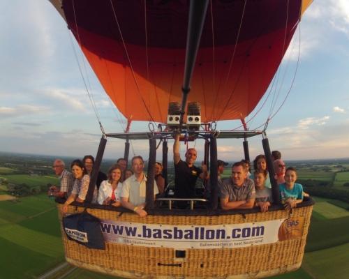 Ballonvaart-Harfsen