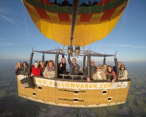 Ballonvaart-Holten