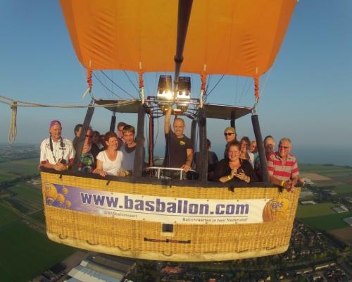 Ballonvaart Hoorn